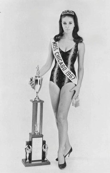 Arlene Banas as Miss Chicago 1967