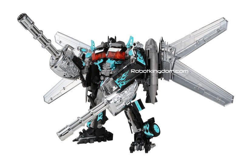 TakaraTomy Black Jetwing Optimus Prime