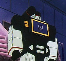 Soundblaster Headmasters cartoon