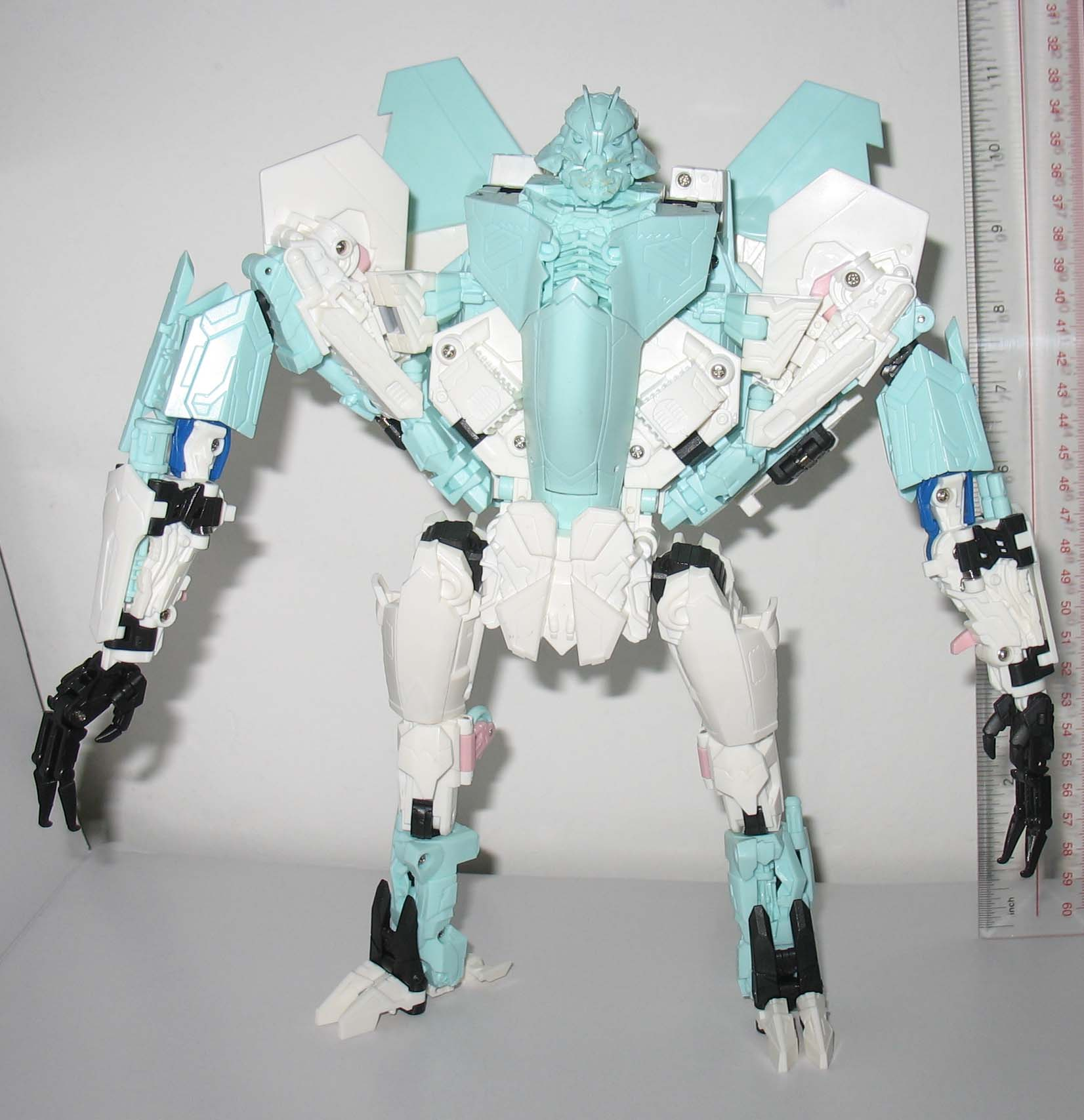 Cotton Candy Prototype Starscream