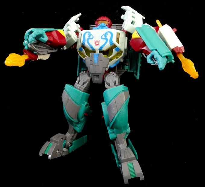 Botcon 2012 Shattered Glass SG Octopunch