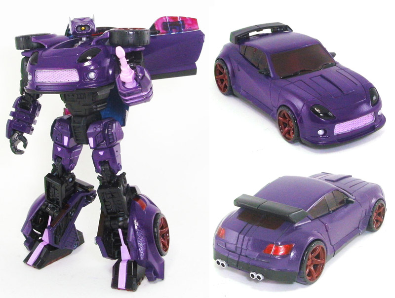 Custom Generations Shockwave