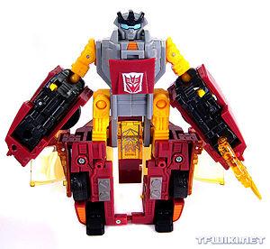 Transformers Universe Treadshot