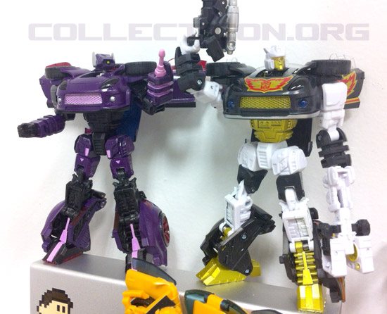 Fall of Cybertron Shockwave and Jazz announced