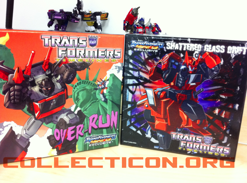 TFCC Over-Run box art with Shattered Glass Drift