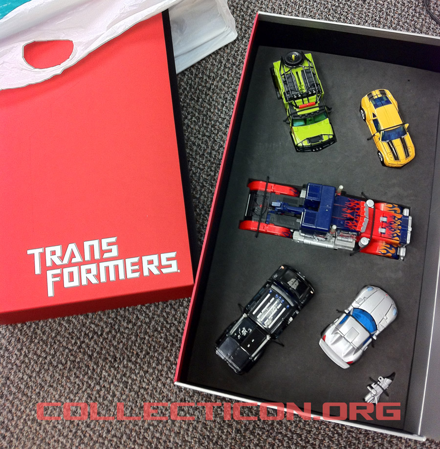 Transformers Autobot Giftset from Movie 1