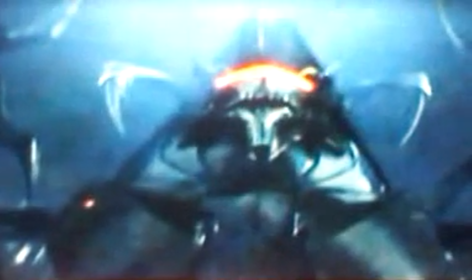 Who is this demonic Decepticon? – Transformers Prime Dreadwing?  The Fallen?