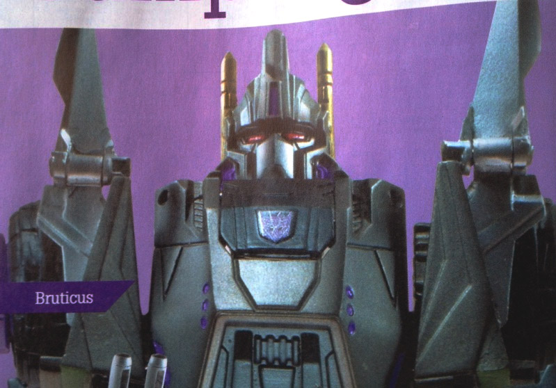 Fall of Cybertron Bruticus revealed