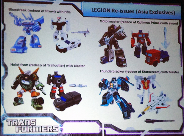 Post Botcon 2012 predictions and thoughts – Cybertroncon Asia exclusives not so exclusive