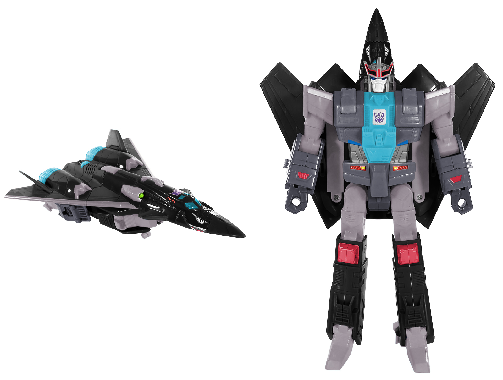 Black Machine Wars Starscream Botcon 2013