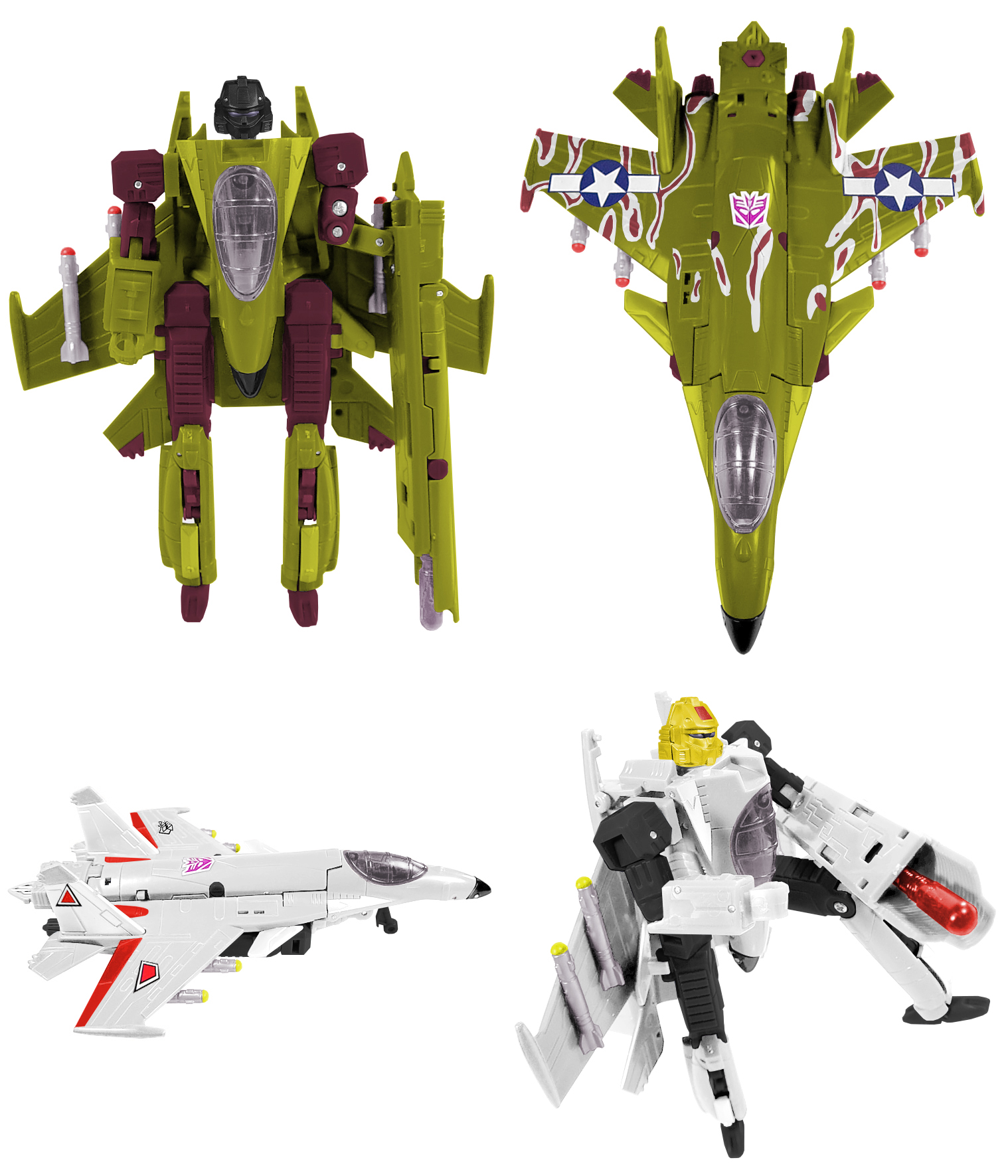 Botcon Machine Wars Seekers