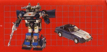 G1 Blue Bluestreak Masterpiece