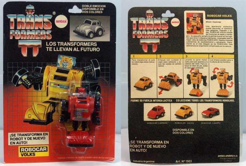 Transformers Bumblebee auctions starting at $.99