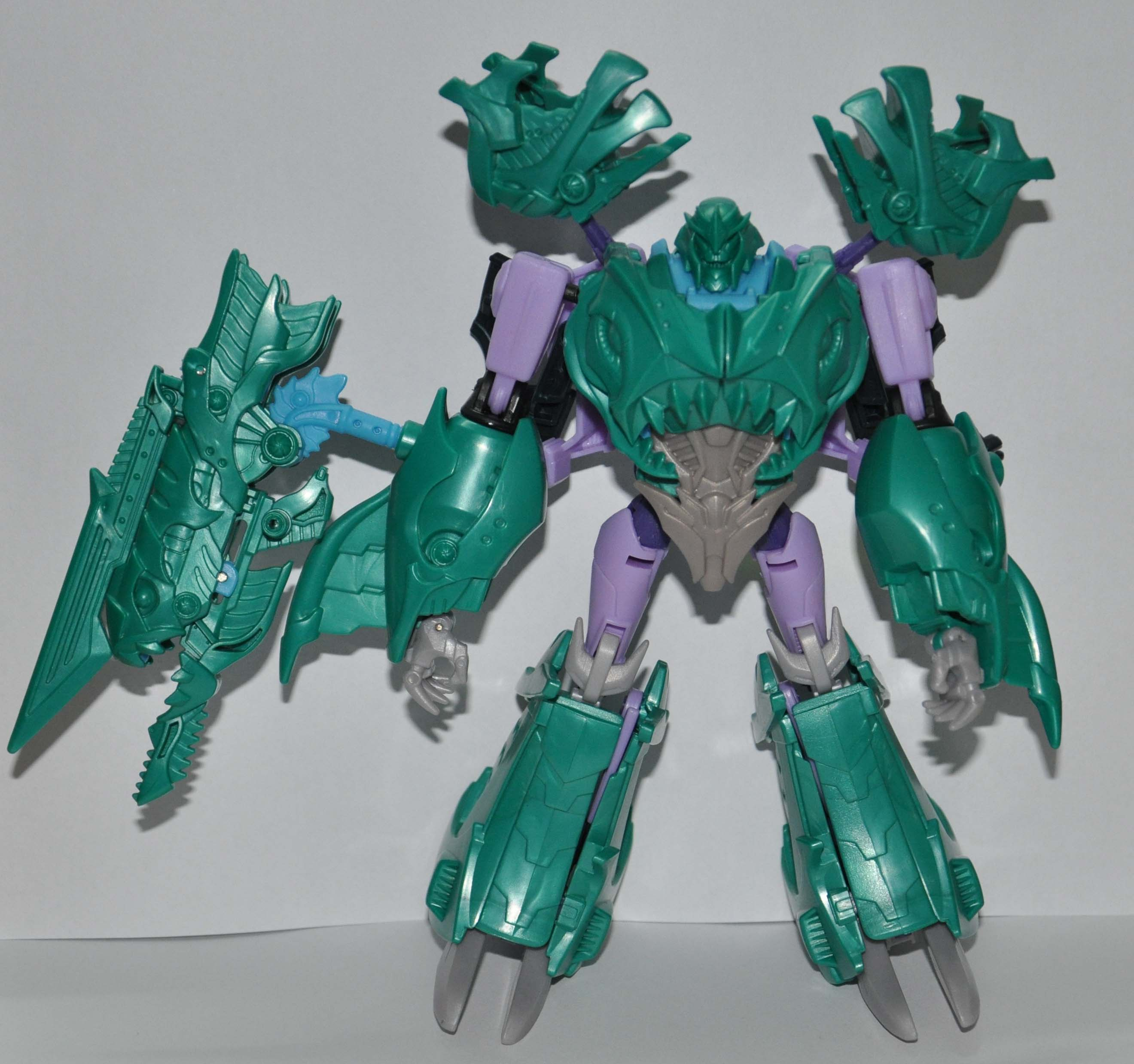 Transforners-beast-hunters-megatron-prototype-front
