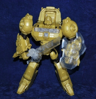 Could the Beast Wars Megatron from FOC Grimlock be Botcon-bound?