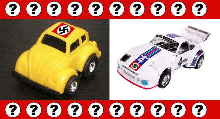 Transformers, Porsche, Volkswagen, Nazis, and World War II – The myth that keeps on mything