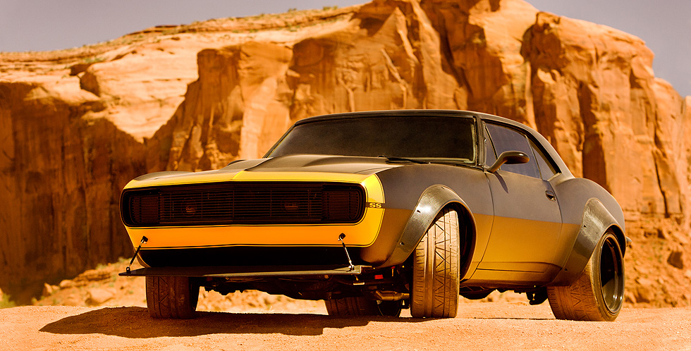 Bumblebee-Transformers-vintage-1967-Camaro-SS
