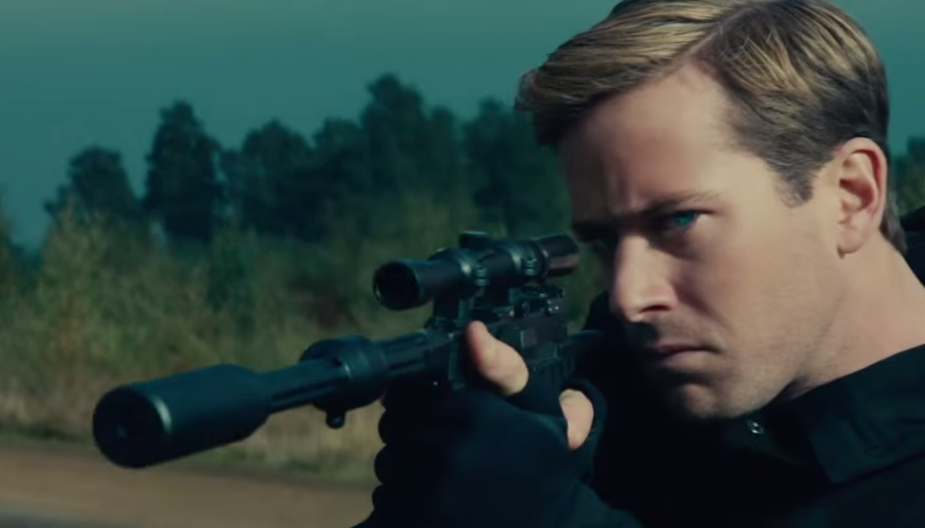 The Man From U.N.C.L.E. trailer released today – The Return of Megatron!!