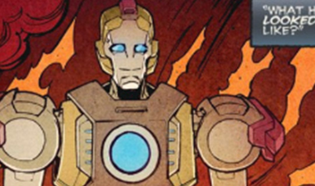 Sins of the Wreckers 3 introduces us to Ostaros… if we haven't already met him