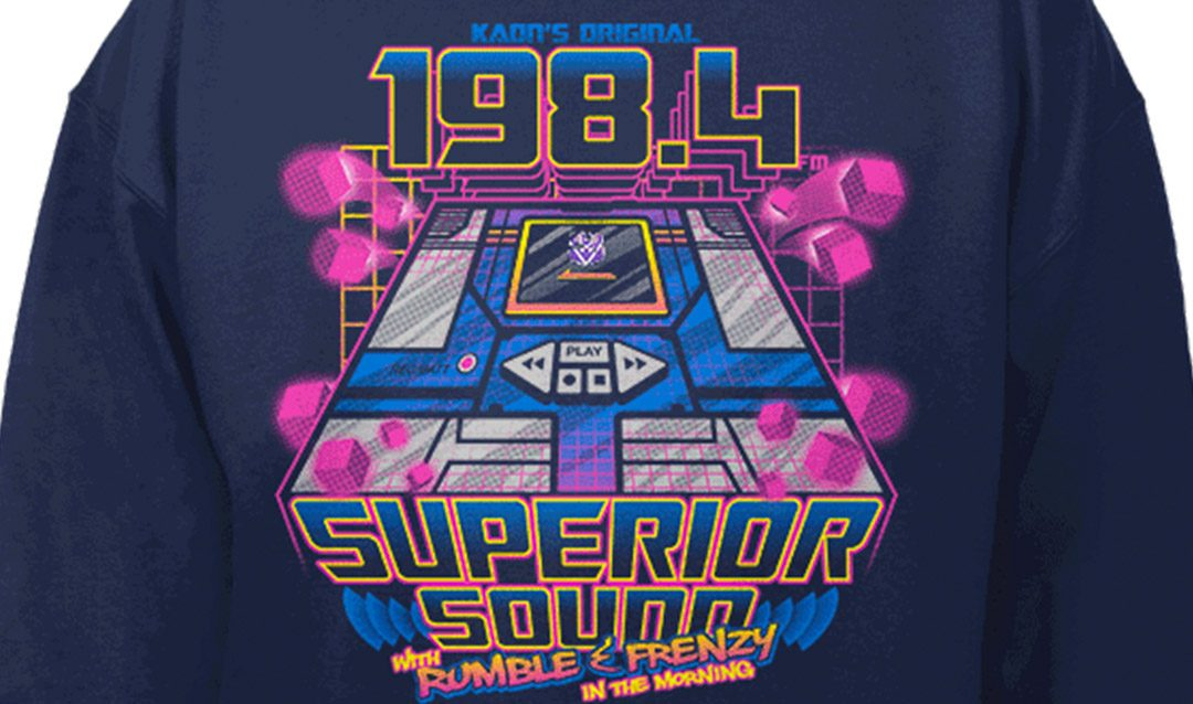 Superior Sound available at RIPT today