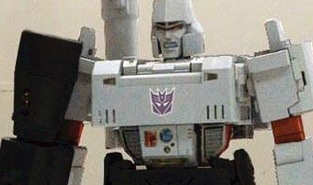Prepare for the return of Masterpiece Megatron, finally!