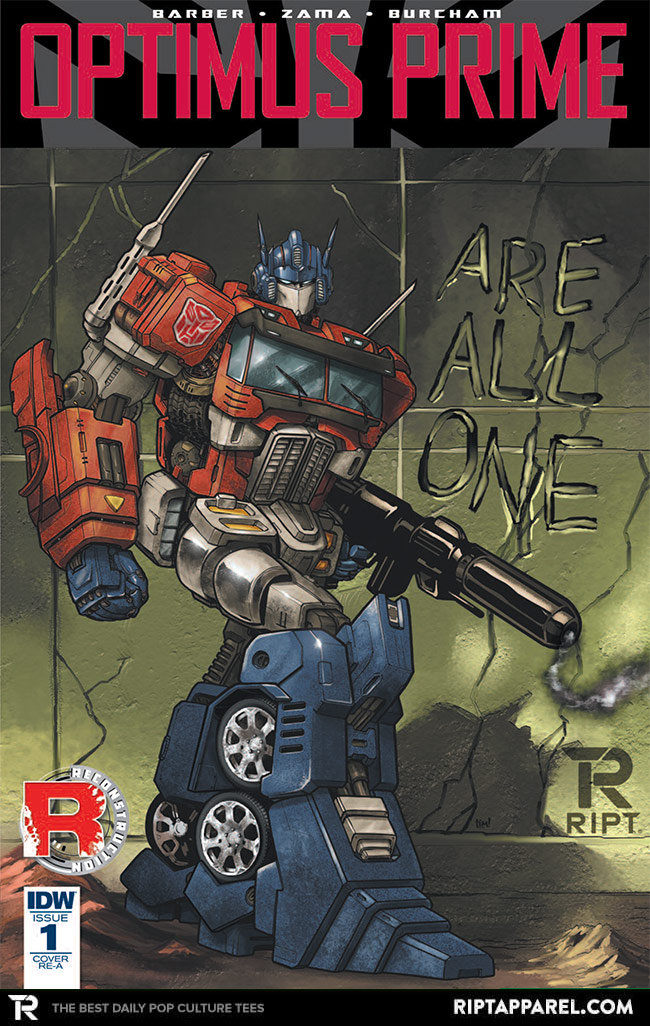 optimus-prime-issueo1-ript-apparel-cover