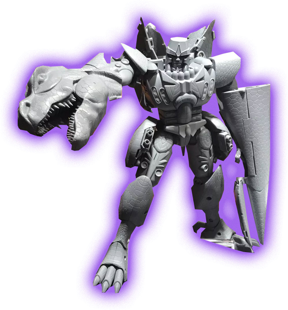 Masterpiece Beast Wars Megatron MP-43
