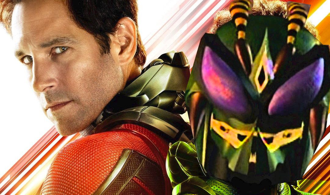 Ant-man and Waspinator – Starring Paul Rudd and Scott McNeil