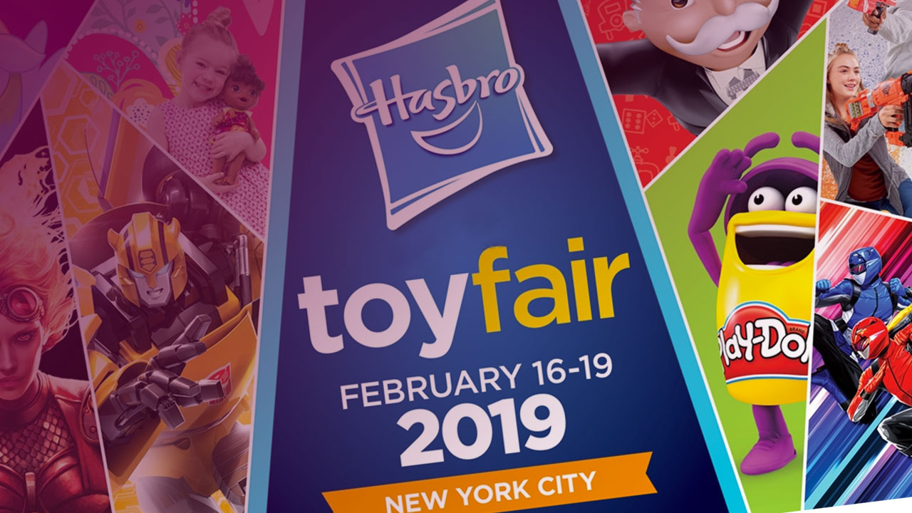 Hasbro Toy Fair 2019