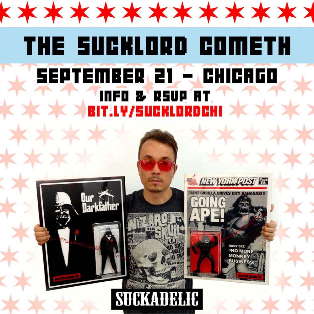 The Sucklord coming to Chicago