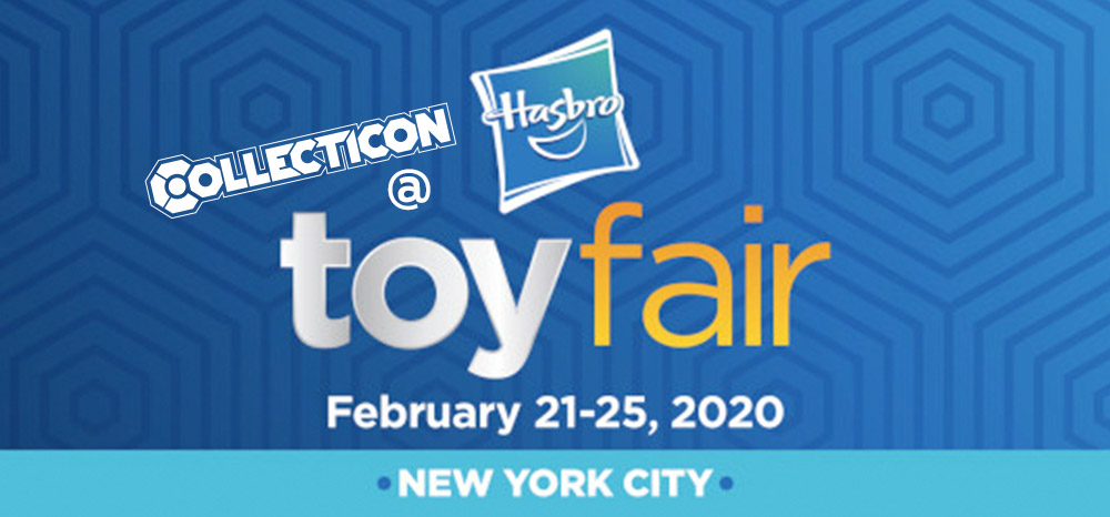 Collecticon is heading to Toy Fair 2020