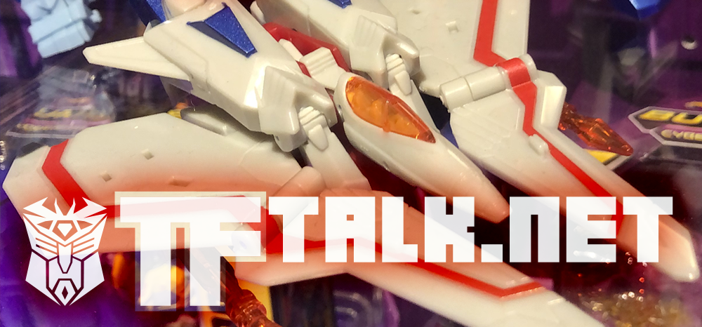 Mr. Starscream gives a run-down of Hasbro Toy Fair 2020 on TF Talk