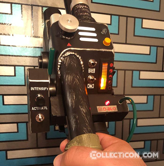 Egon's Neutrona wand toggle switches