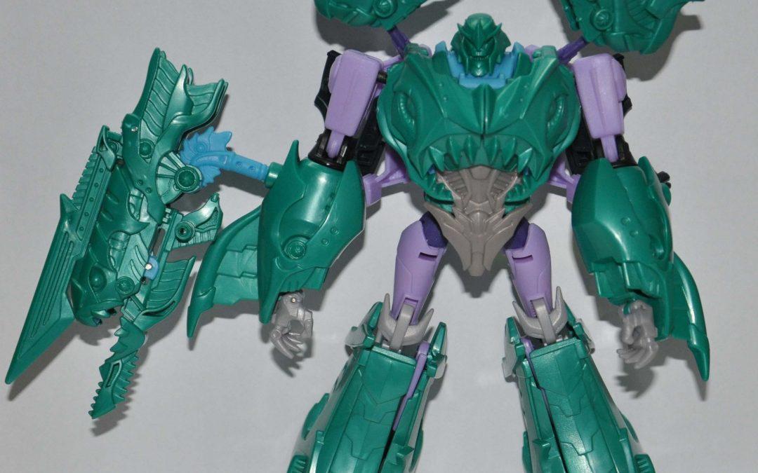 Beast Hunters Megatron first look – prototype