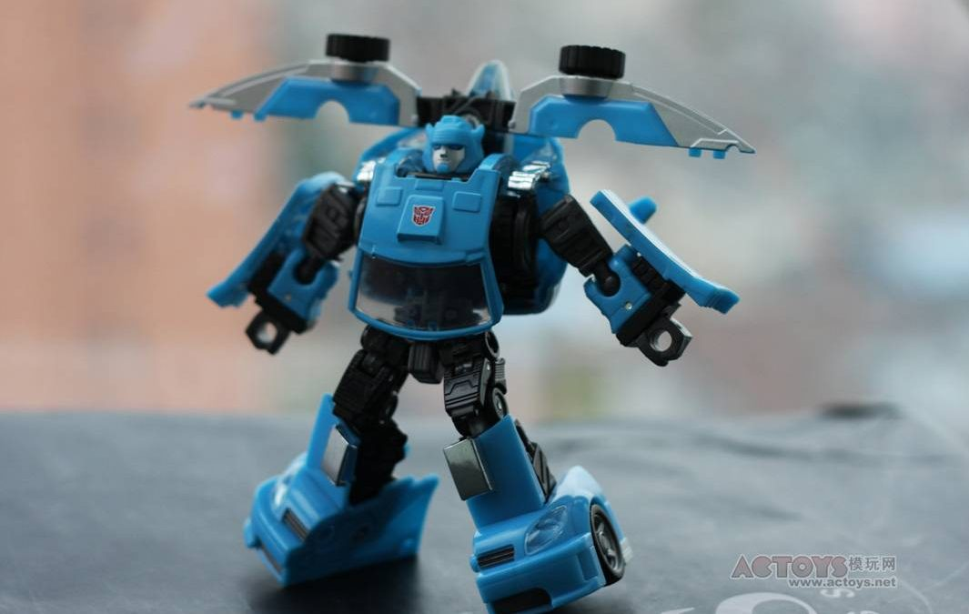 Mysterious Blue Classics Bumblebee