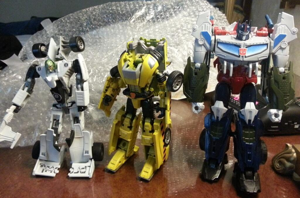 Botcon 2013 Machine Wars Optimus Prime custom – The Machine Wars toys you were expecting but didn't get