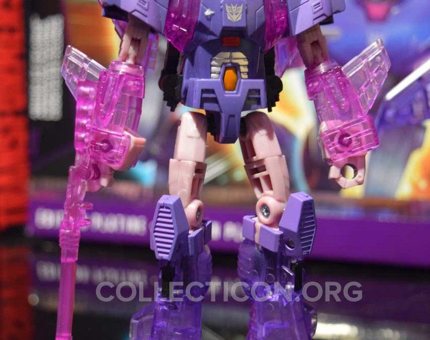 Hasbro Toyfair 2016 photos of Titans Return toys