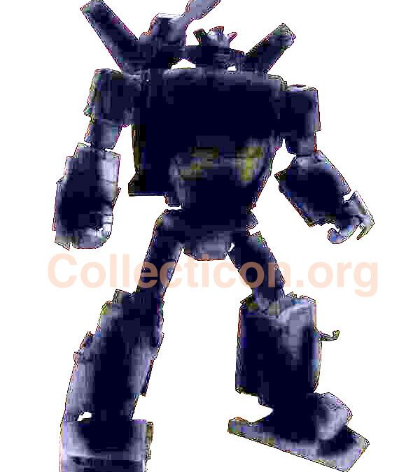 Transformers Masterpiece Wheeljack silhouette teaser re-touched