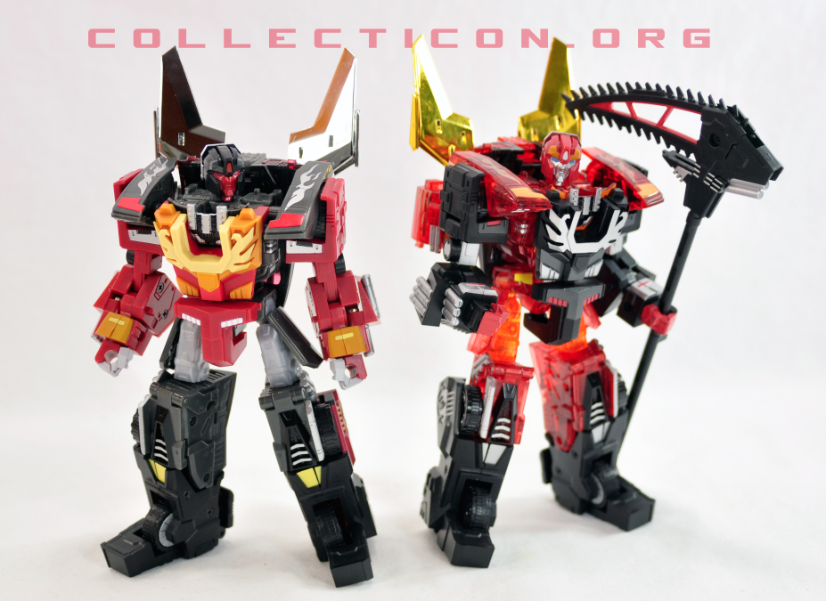 Fansproject Protector & Shadow Scythe review in the works!
