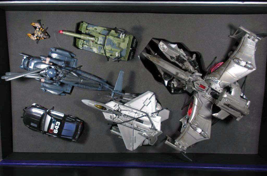 Transformers Ani-con 2008 Hong Kong Autobot & Decepticon box sets – TFTM holy grail
