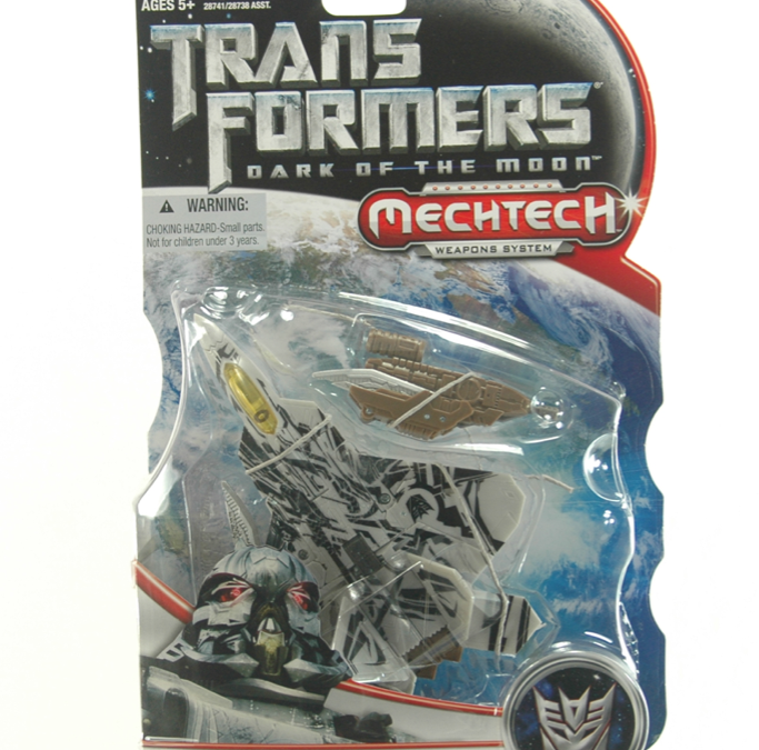 Free Dark of the Moon Starscream! – subscribe to Collecticons on youtube