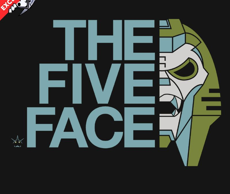 Quintessons finally get some t-shirt love – The Five Face