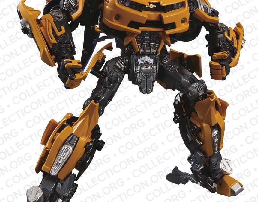 Transformers Premium Movie Toy line revealed – Bumblebee displayed in Hong Kong