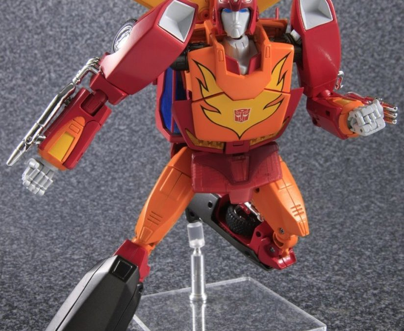 Call off the detectives – high res Masterpiece Rodimus Convoy photos hit the net