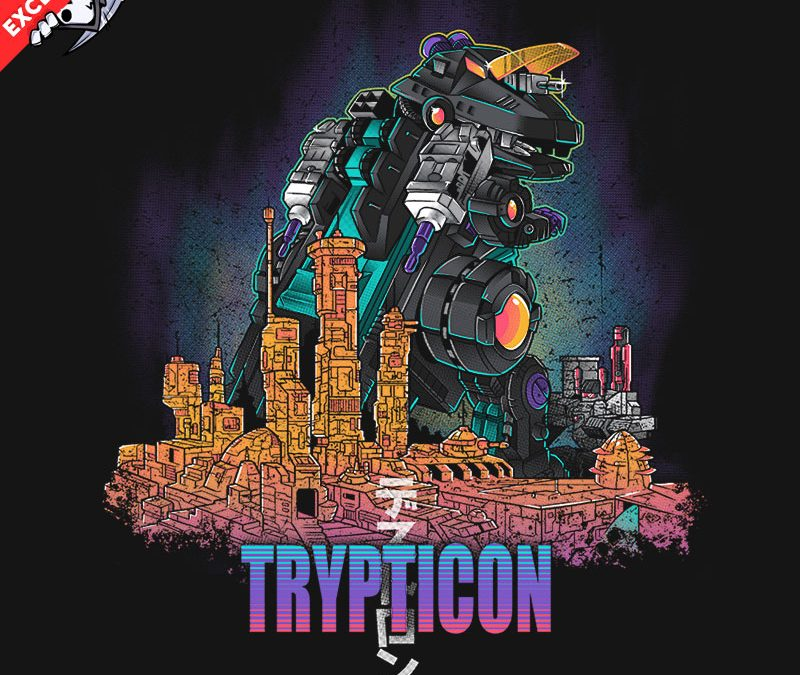 Trypticon – King of the Monsterbots