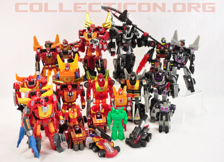 Fansproject Protector Armor family photo