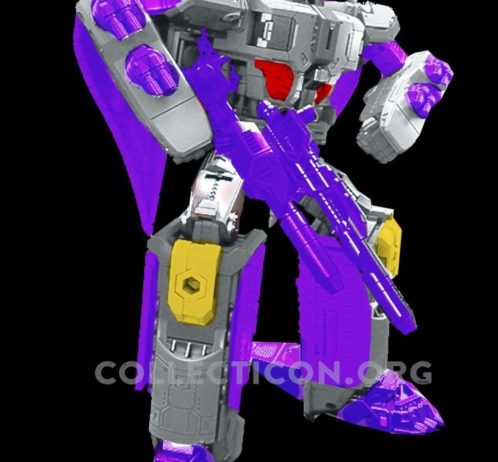Titans Return with… Headmaster Astrotrain