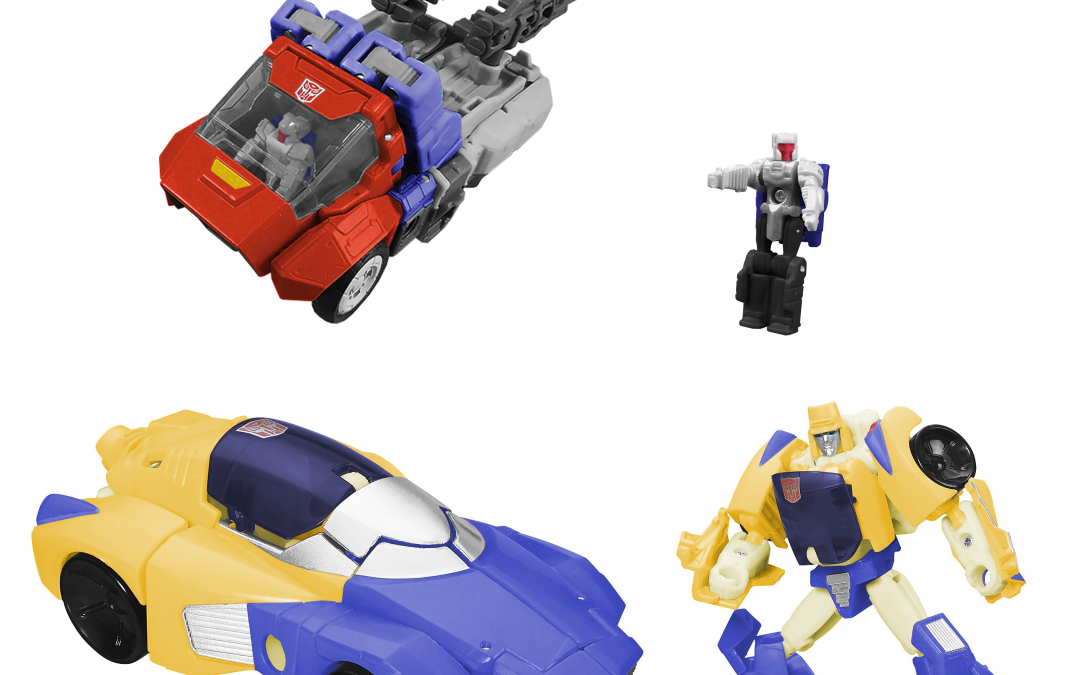 Titans Return Orion Pax and Dion by Air Hammer