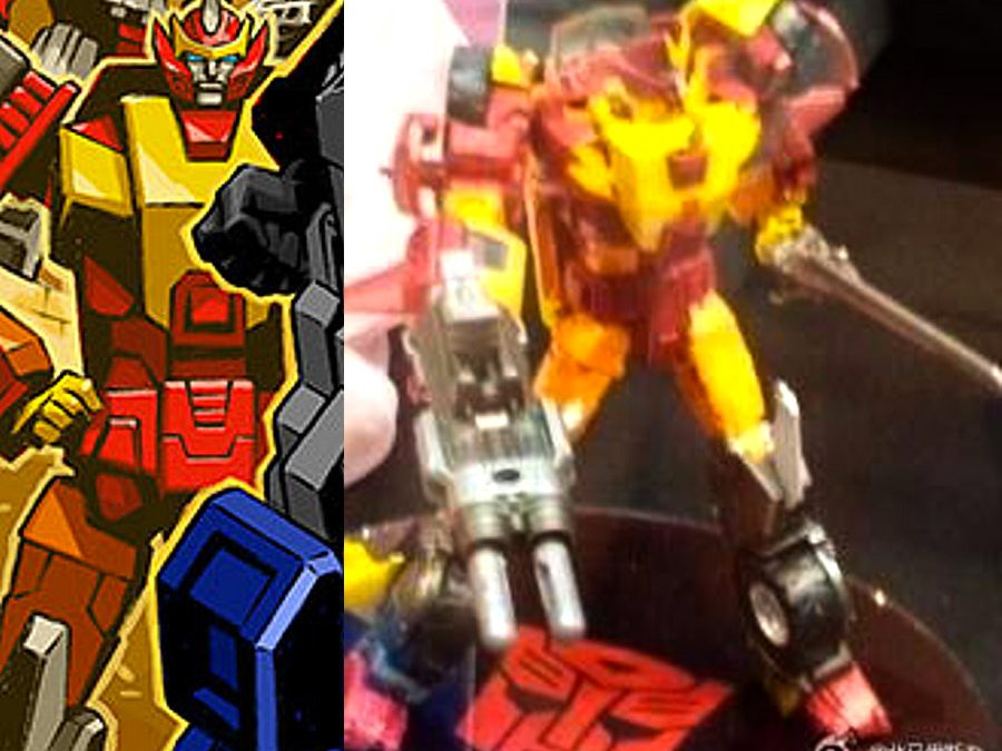 Transformers Cloud wave 3 Rodimus and Shockwave confirmed! Awesome!