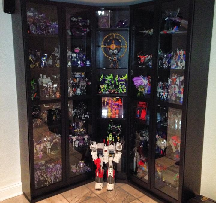 Collecticon is back online
